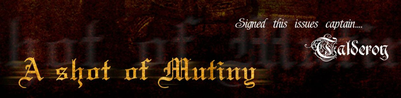 Introducing Captain Talderoy Mutiny Magazine